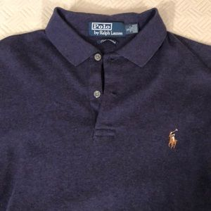 Men's Polo by Ralph Lauren Long Sleeve Pima Shirt